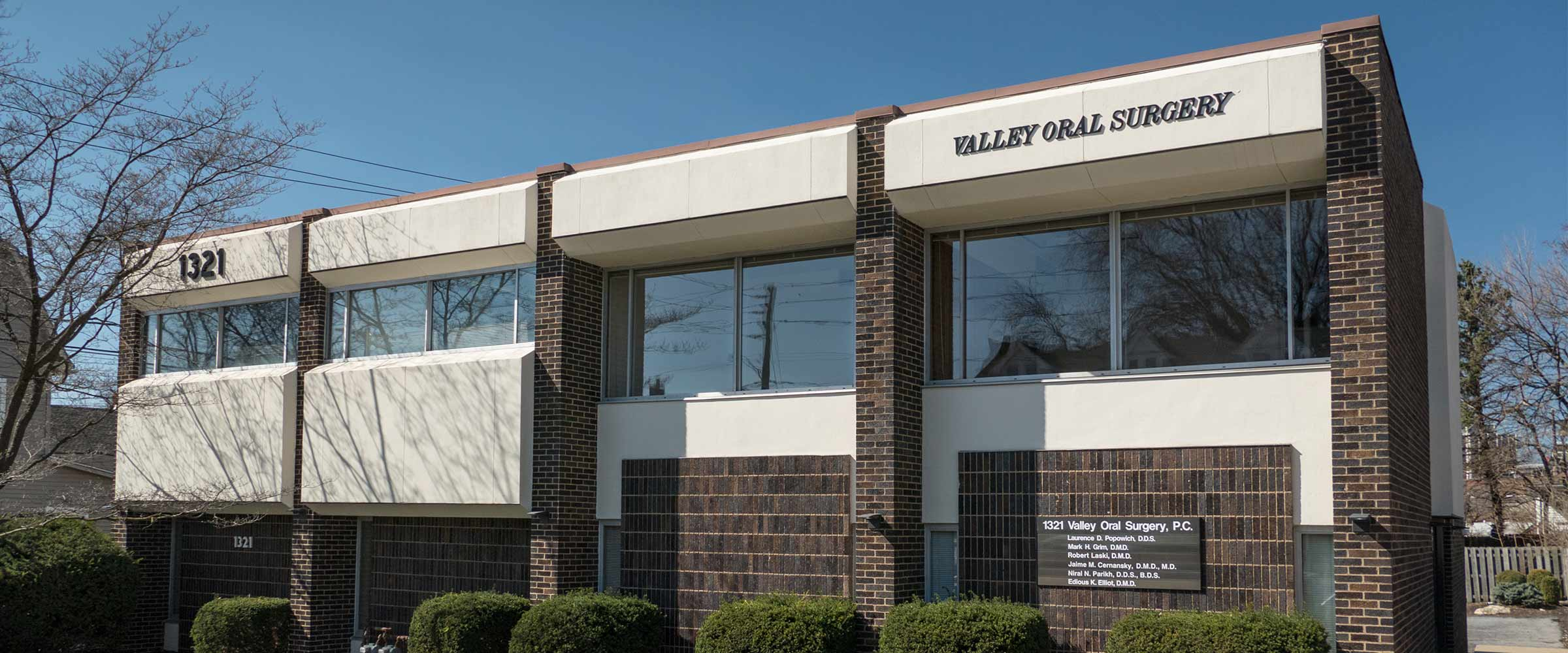 Valley Oral Surgery Bethlehem PA office